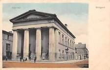 Bridgend, Town Hall, Building