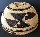 Native American Northwest California Basket Hat Yurok Karuk area Mint Condition
