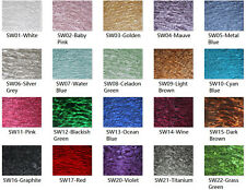 12pcs Acrylic Ripple/Stream Sheets in 300*200*3.0mm, Optional in 20 Colors!