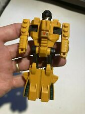 Transformers G1 Vintage TAKARA Japan Pretender Vehicle Gunrunner  Lot