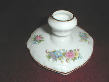 Leonardo Collection Fine Bone China Floral Spray Candle Holder