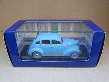 TINTIN  en voiture  Atlas num: 25  le taxi Ford  les 7 boules de cristal
