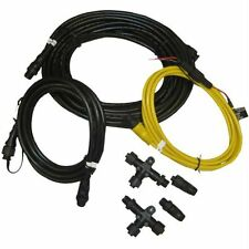 Garmin 010-11442-00 Nmea 2000 Starter Kit-backbone Cab Pwr Cab Conn (0101144200)
