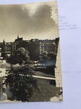Vintage  BRNO Austria Red Army Square Old Postcard