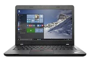 "Lenovo ThinkPad 14"" Laptop Core i7-4600U 4th Gen * 2.10GHz * 12 GB RAM * 240 SSD"