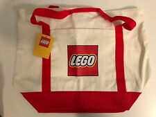 NEW Lego Exclusive Canvas Tote Bag 5005326 Store Promotion