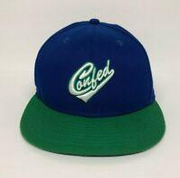 Confed Confederation Hockey Bauer Baseball Hat Cap New Era 9Fifty Snapback