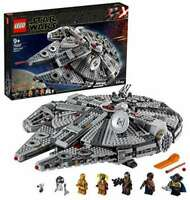 **NEW**LEGO Star Wars  Millennium Falcon (TM) 75257 Free Shipping From JAPAN