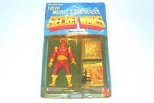 Vintage Mattel Marvel Comics Secret Wars Baron Zemo Figura de Acción 1984 si usar En Blister