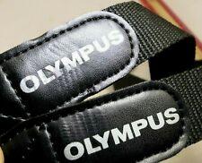 OLYMPUS camera neck/shoulder Strap for genuine 2.5cm wide Black