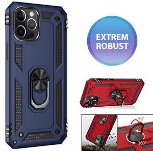 OUTDOOR iPhone Schutzhülle Ring Handy Hülle Case X XS XR 11 12 Pro Max Mini