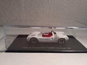 Lotus 23 Porsche 1965  #16 George Follmer Winner Pensacola 1/43 Spark