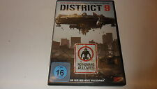 DVD  District 9 In der Hauptrolle Sharlto Copley, Jason Cope, Nathalie Boltt