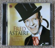 FRED ASTAIRE - THE ESSENTIAL COLLECTION 2 x CD (GINGER ROGERS CROSBY) NEARLY NEW