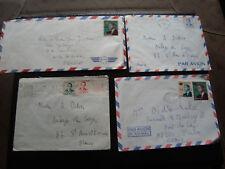 MAROC - 4 enveloppes (cy55) morocco