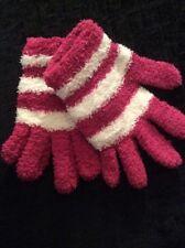 Gloves Stretchy Striped