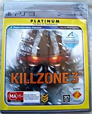 PS3 ~~ KILLZONE_3  ~~ NEW ---- (GREAT_CHRISTMAS_GIFT)