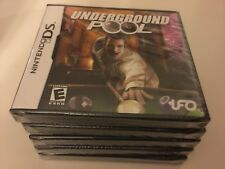 Underground Pool (Nintendo DS, 2007) DS NEW!