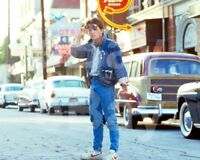 Back To The Future (1985) Michael J Fox 10x8 Photo