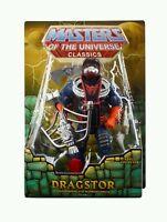 Masters of the UniverseClassicsDragstor FigureTransforming Evil Warrior
