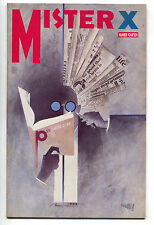 Mister X 14 Vortex 1988 VF Dean Motter Dave McKean