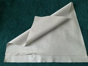 Cushion Back Panel With Lapped Zip Perfect For Craft Cross Stitch assorted size