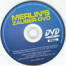 Merlin's Zauber DVD PAL 2010