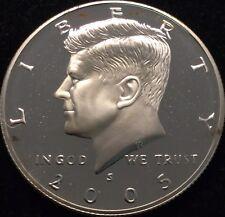 2005-S 50C Kennedy Half Dollar Silver Proof (Cameo) - PR #