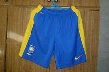 Brasil Brazil Nike Football Shorts Home/Away 2012/2013 Soccer Blue Men Size L