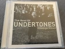 THE UNDERTONES BEST OF CD TEENAGE KICKS COUSIN JIMMY SUMMER WEDNESDAY NUMBER YOU
