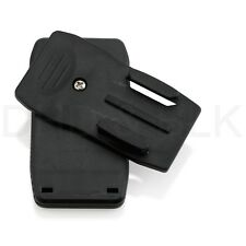 360 Rotary Release Quick Backpack Rucksack Clip Clamp Mount For GoPro Hero2 3+