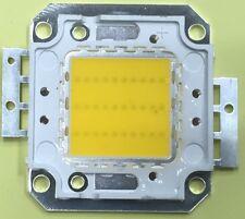 30W LED Chip warmweiss, 3500K, ww, COB,Fluter,Flutlicht,  mit Wärmeleitpaste