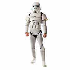 Disney Star Wars Stormtrooper Mens Adult Costume Storm Trooper Rubie ~ Large NEW
