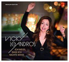 VICKY LEANDROS - ICH WEIß,DASS ICH NICHTS WEIß (PREMIUM EDITION)  CD NEU