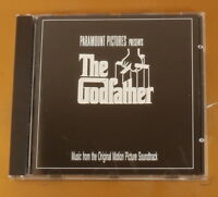 THE GODFATHER - ORIGINAL SOUNDTRACK - 1972 MCA - OTTIMO CD [AF-119]