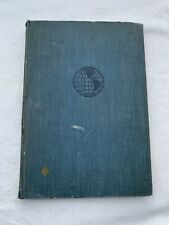 Hammond's Pictoral Ready Reference Atlas And Gazetteer Of The World 1938