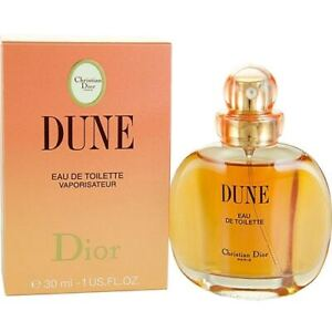 Christian Dior Dune For Woman Eau De Toilette Spray 30ml