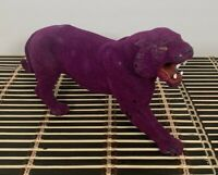Panthor Purple Panther Vintage He-Man Masters Of The Universe Action Figure MOTU