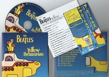 THE BEATLES - Yellow Submarine Songtrack - 1999 JAPAN OBI