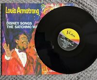 LOUIS ARMSTRONG - DISNEY SONGS THE SATCHMO WAY | RSD 2019 RECORD STORE DAY VINYL