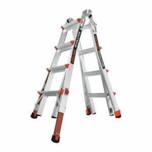SALE! Little Giant Ladder Systems - REVOLUTION Model 17 2.15/4.5m WITH RATCHETS