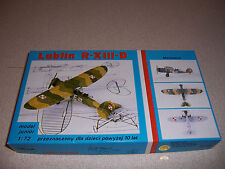 VTG CENA LUBLIN R-XIII-D 1/72 SCALE AIRPLANE MODEL KIT
