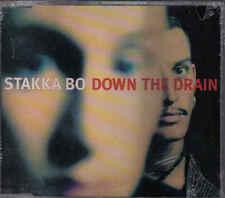 Stakka Boo-Down The Drain cd maxi single sealed