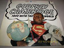 Godfrey Cambridge Toys With The World LP NM FLS15108