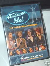 American Idol: The Search for a Superstar (DVD)  NEW