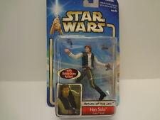 Hasbro 2002 ROTJ Han Solo Endor Raid 02-37