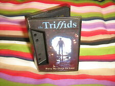 THE TRIFFIDS - BURY ME DEEP IN LOVE - RARE!!! 1987 CASSETTE SINGLE TAPE
