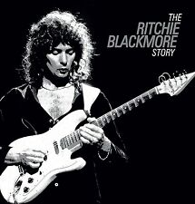 RITCHIE BLACKMORE - THE RITCHIE BLACKMORE STORY (DELUXE EDITION) 2DVD + 2CD NEU
