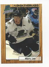2008-09 Florida Everblades (ECHL) Mark Lee (Sterzing/Vipitenou)