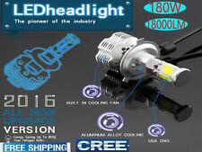 H4 H7 H13 CREE 180W 18000LM LED headlight Car bulb light lamp H1 H11 white 6000K